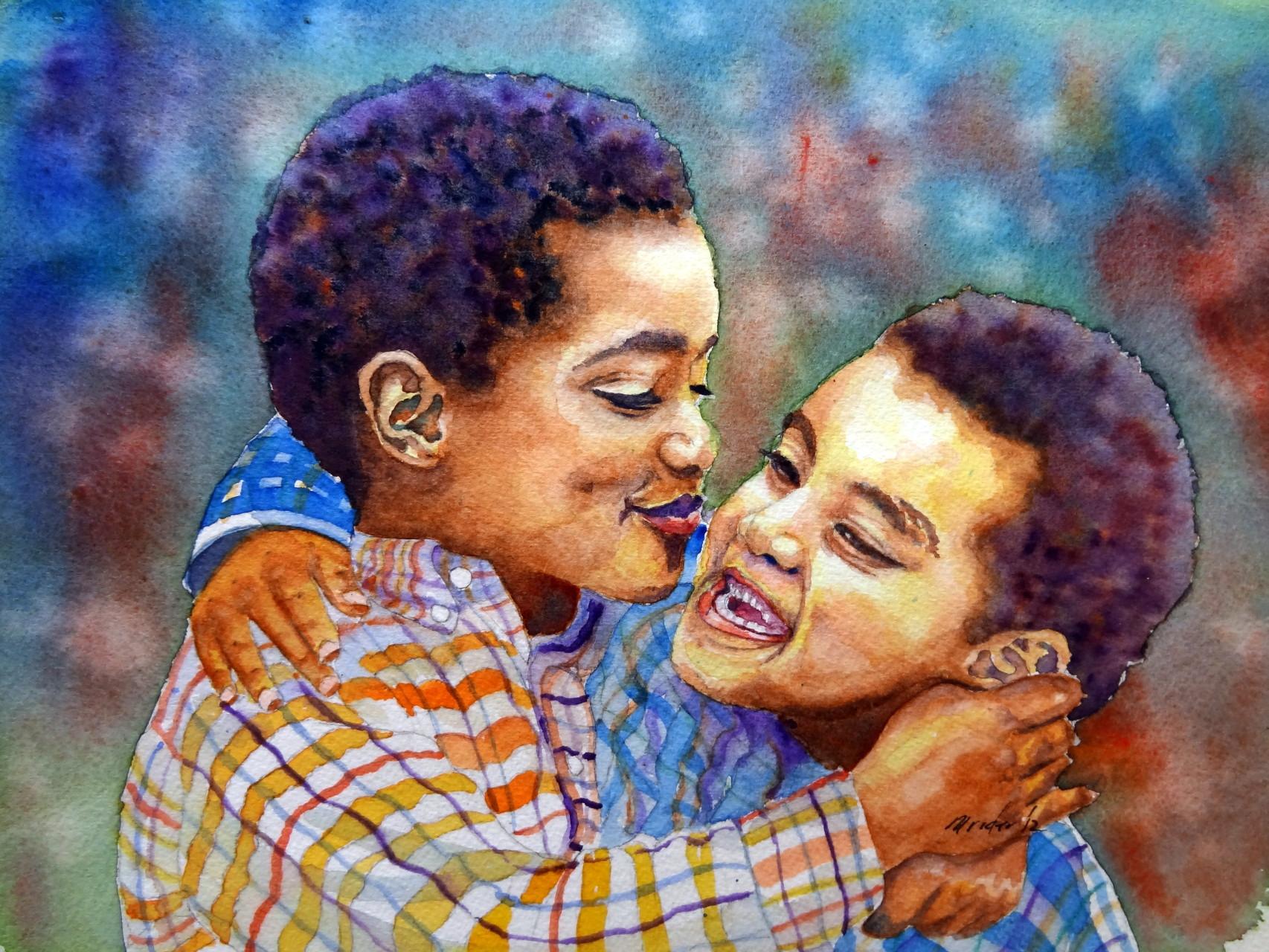 Ethiopian Brothers