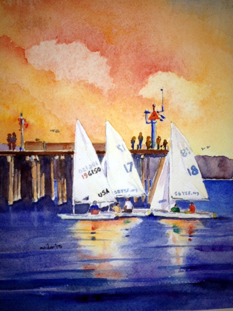 Santa Barbara Youth Sailing