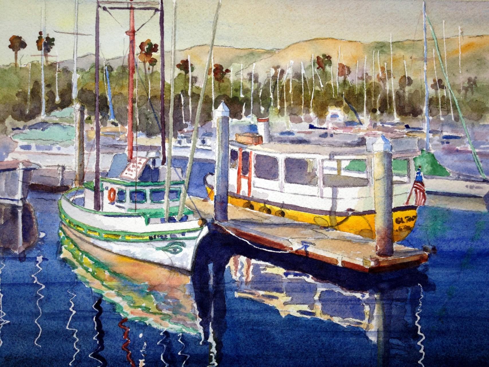 Harbor History