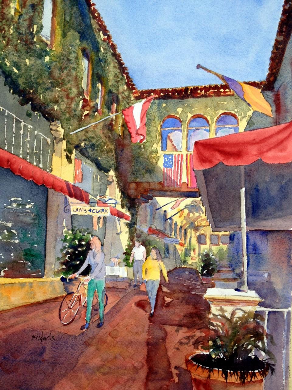 La Arcada Santa Barbara